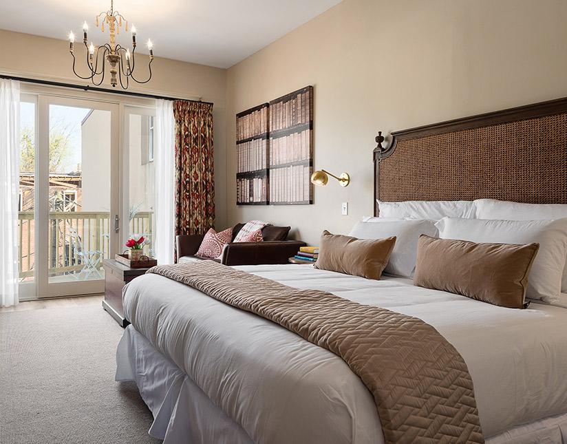 Faulkner - Bedroom